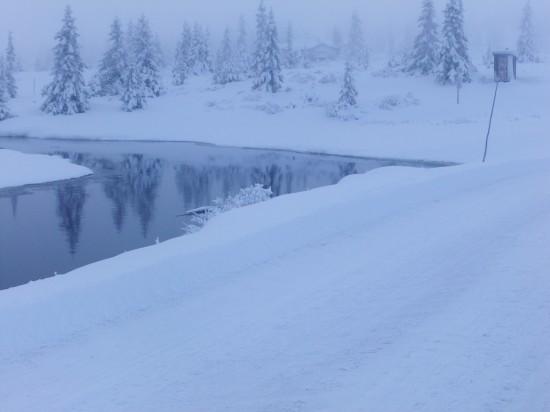 Bilet er fra Kroksjøen 17.12.2011