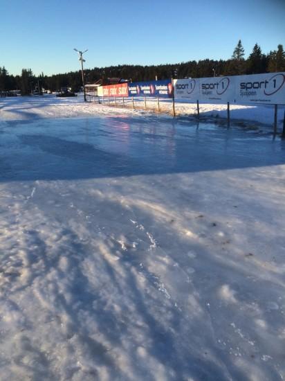 Sjusjøen langrennsarena 26.12.2015