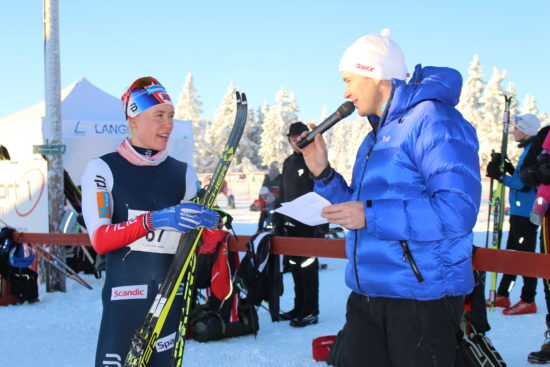 hvem vant tour de ski 2015